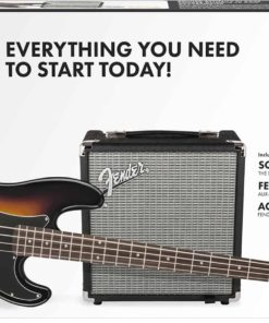 FENDER SQUIER AFFINITY PRECISION PACK BSB