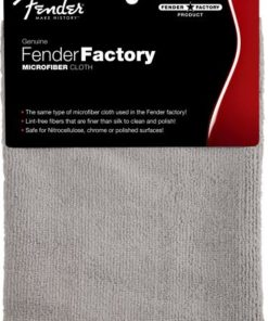 FENDER MICROFIBER CLOTH