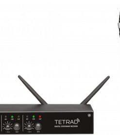 AKG TETRAD P5 DUAL VOCAL SET