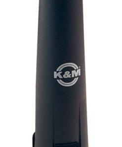 K&M 15294 SOPRANO SAX PEG BLACK