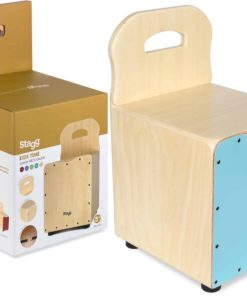 STAGG KIDS CAJON BLUE