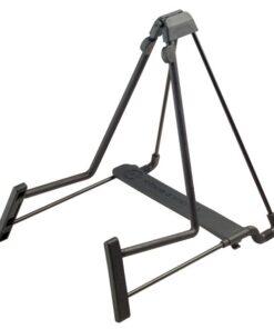 K&M 17580 AC.GUITAR STAND HELI BLACK