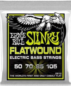 ERNIE BALL BASS REGULAR SLINKY FLATWOUND