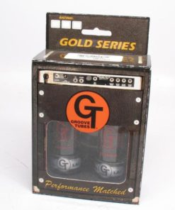 GROOVE TUBES GT-EL84-R MEDIUM DUET