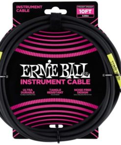 ERNIE BALL 10FT STRAIGHT CABLE