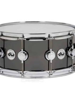 DW CUSTOM DESIGN BRASS SNARE 14X6
