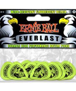 ERNIE BALL EVERLAST HEAVY PICKS