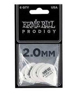 ERNIE BALL PRODIGY 2MM 1S PICK 6 PK