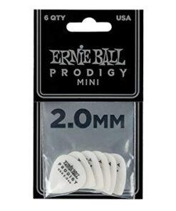 ERNIE BALL PRODIGY 2MM 3S PICK 6 PK