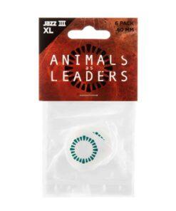 DUNLOP ANIMALS AS LEADERS TOSIN ABASI TORTEX JAZZ III XL PICKS