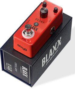 STAGG BX-DELAY MINI STOMP BOX