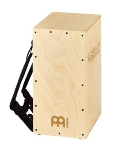 MEINL BACKPACKER CAJON NATURAL BIRCH