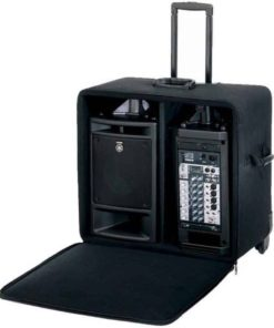 YAMAHA STAGEPAS 400 CASE WITH CASTERS