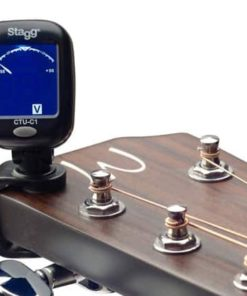 STAGG CTUC1 CLIP TUNER DIFFERENT COLORS