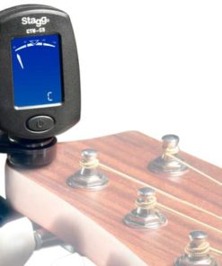 STAGG CTUC5BK CLIP-ON TUNER