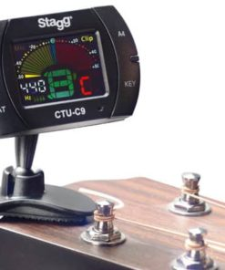 STAGG CTUC9 CLIP-ON TUNER