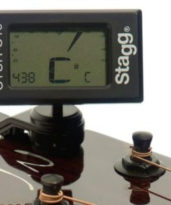 STAGG CTUC10 TUNER HYGROMETER