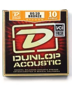 DUNLOP AG BRONZE EXTRA LIGHT SET