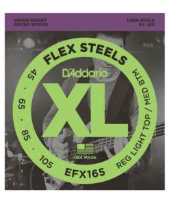 DADDARIO EFX165 FLEXSTEELS