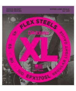DADDARIO EFX170SL FLEXSTEELS