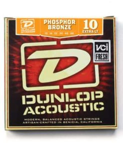 DUNLOP AG PH.BRONZE EXTRA LIGHT SET