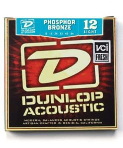 DUNLOP AG PH.BRONZE LIGHT SET
