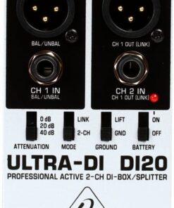 BEHRINGER DI20 ULTRA DI-BOX