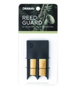 DADDARIO REED GUARD BLACK