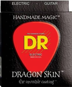 DR STRINGS DRAGON SKIN ELECTRIC 10-46