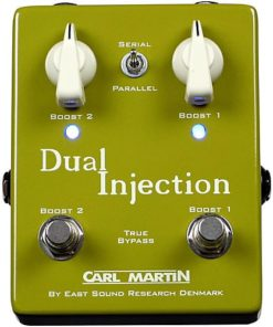 CARL MARTIN DUAL INJECTION BOOSTER