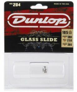 DUNLOP 204 TEMPERED GLASS SLIDE