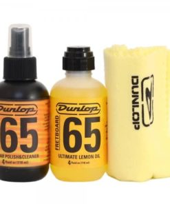 DUNLOP 6503 BODY AND FINGERBOARD CARE KIT