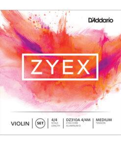 DADDARIO ZYEX DZ310 4/4M