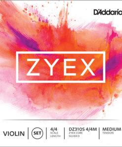 DADDARIO ZYEX DZ310S 4/4M