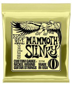 ERNIE BALL MAMMOTH SLINKY 12-68