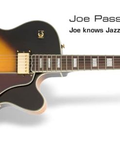 EPIPHONE JOE PASS EMPEROR VS