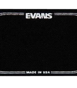 EVANS EQPB2 BLACK NYLON BASS PATCH