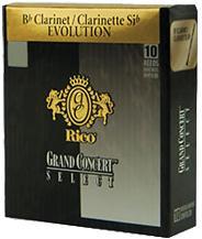 RICO GRAND CONCERT EVOLUTION CLAR. 4