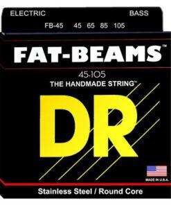 DR STRINGS FAT BEAMS BASS 45-105