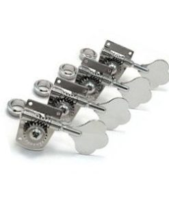 FENDER BASS TUNERS STANDARD CHROME