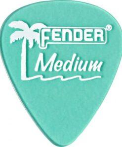 FENDER SURF GREEN MEDIUM PICKPACK
