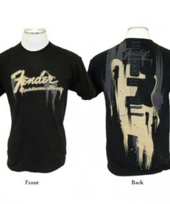 FENDER TAKING ME OVER TEE MEDIUM