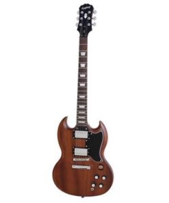EPIPHONE SG G400 VINTAGE WORN BROWN