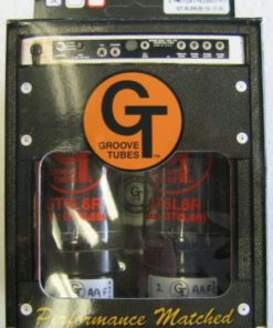 GROOVE TUBES GT-6L6 R MEDIUM DUET