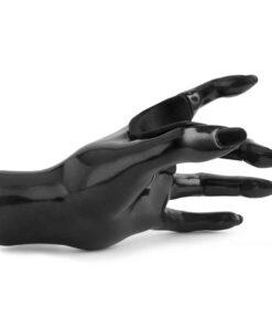GUITAR GRIP FEMALE BLACK LEFT