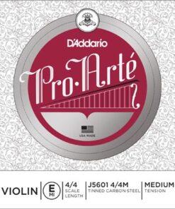 DADDARIO PRO-ARTE J5601 4/4M