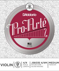 DADDARIO PRO-ARTE J5603 4/4M