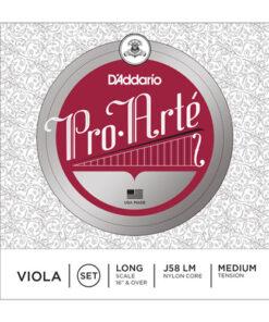 DADDARIO PRO-ARTE J58 LM