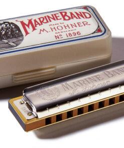 HOHNER MARINE BAND C-NATURAL MINOR