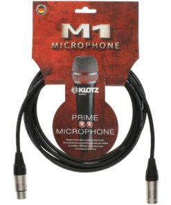KLOTZ M1 MIC CABLE XLR-XLR 3M